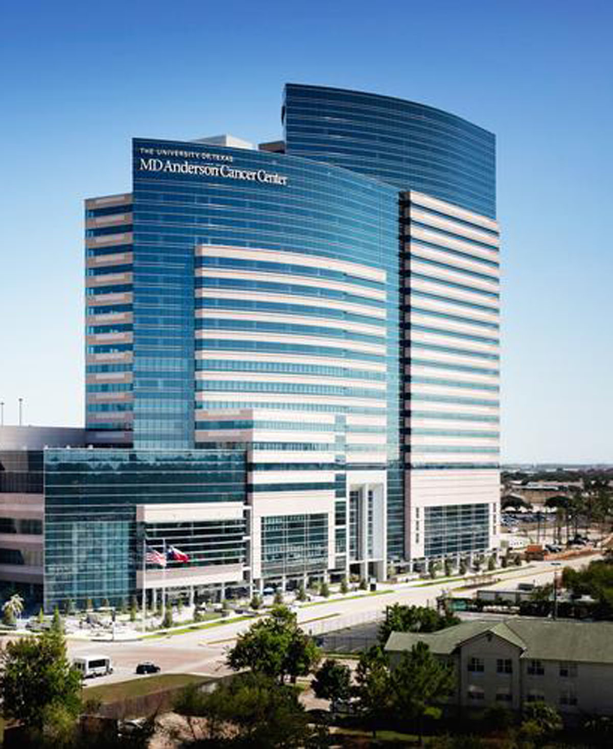 Md Anderson South Campus Research Building